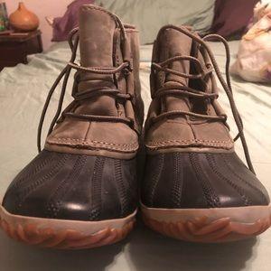 Sorel Women's Out 'n About Rain Boots